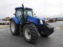 NEW HOLLAND T6.175 Ciągnik rolniczy New Holland T6.175