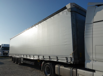 SCHMITZ SCB S3T Curtain trailer