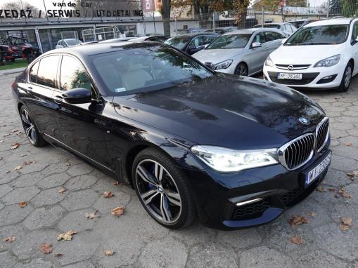 BMW SERIA-7 Sedan / Limousine