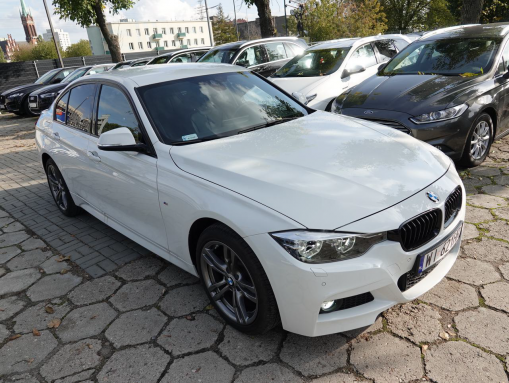 BMW SERIA-3 Sedan / Limousine