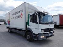 MERCEDES-BENZ ATEGO Truck tractor