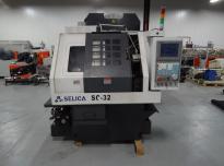 Tokarka CNC SELICA SC 32