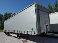 FLIEGL SDS 350 Curtain trailer