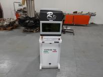 Orotig R70 Writer Laser do grawerowania z odkurzaczem pyłów