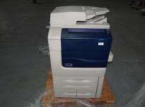 Urządzenie drukująco kopiujące XEROX Color 550 z OHCF