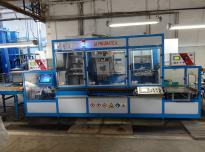 Zgrzewarka do cel mostków akumulatorów samochodowych La Pneumatica Compact Machine SES-02-00-A00