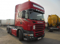 SCANIA R 440 Truck tractor
