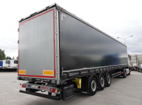 KOGEL SN 24 Curtain trailer