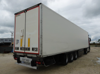 LAMBERET LVF S3E/F Refrigerated trailer