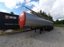 MAGYAR SR Tanker trailer