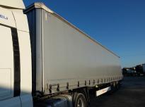 KASSBOHRER Maxima 39.0t Curtain trailer