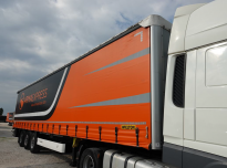 WIELTON NS 3 Curtain trailer