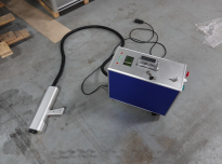 FIBER LASER CLEAN 200W Laser czyszczący Fiber Laser Clean 200W
