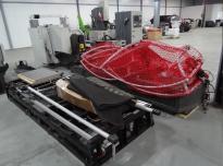 Symulator jazdy na nartach Leader Pro w wersji SkyTech VR-ready