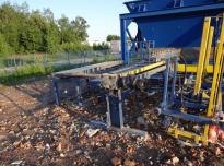 Linii do produkcji betonowych płyt ogrodzeniowych ROAD