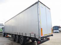 FLIEGL SDS MR`14 35.0t Curtain trailer