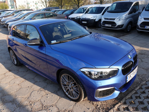 BMW M 140i Hatchback