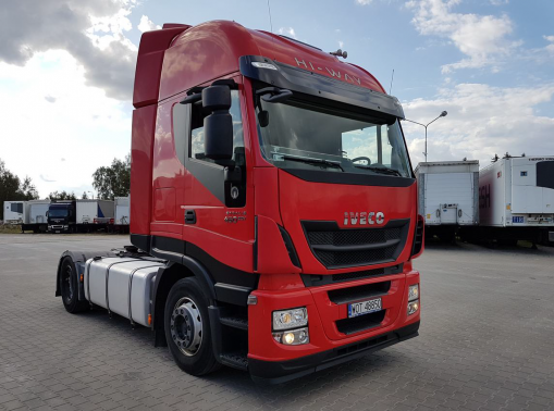 IVECO AS 440 S46 STRALIS