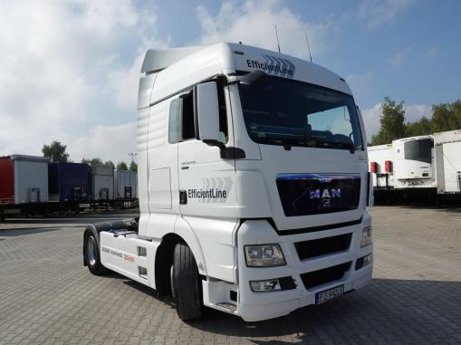 MAN 18.440 TGX Truck tractor
