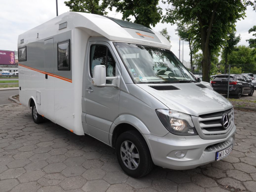 MERCEDES-BENZ 316 Sprinter 2.2CDI / Belcamp SM730