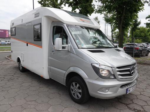 MERCEDES-BENZ 316 Sprinter VAN (minibus)