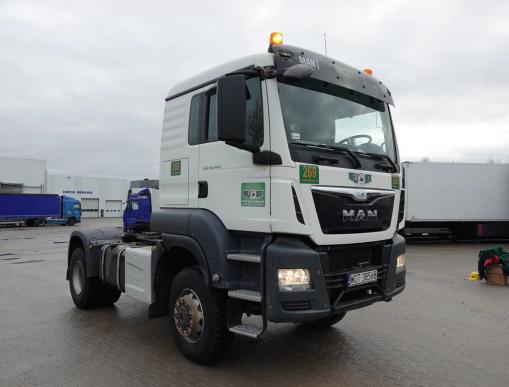 MAN 18.440 TGS Truck tractor