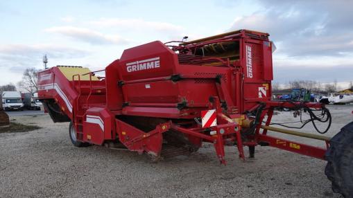 GRIMME SE140 Kombajn do ziemniaków