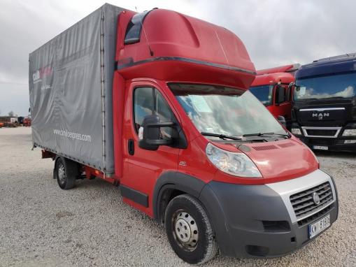 FIAT DUCATO Crate truck