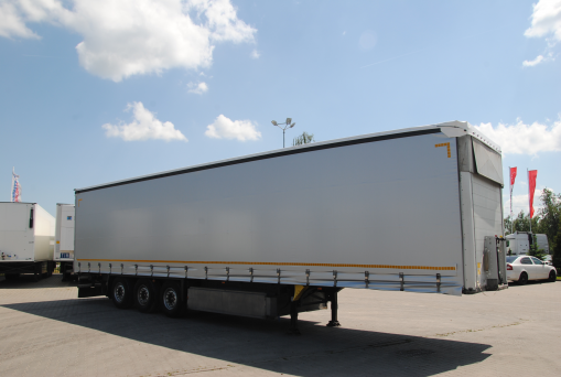 SCHMITZ SCB S3T Curtain trailer