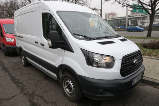 FORD TRANSIT FT 290