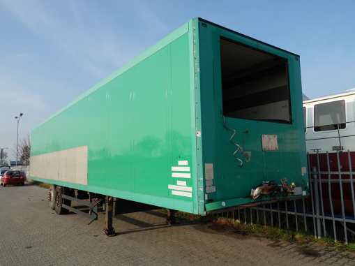 SCHMITZ SKO 24 Refrigerated trailer