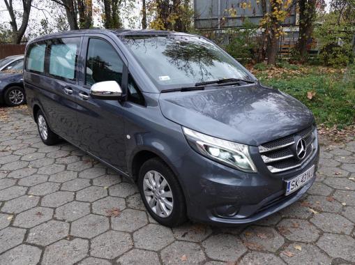 Samochód specjalny/pogrzebowy MERCEDES-BENZ VITO