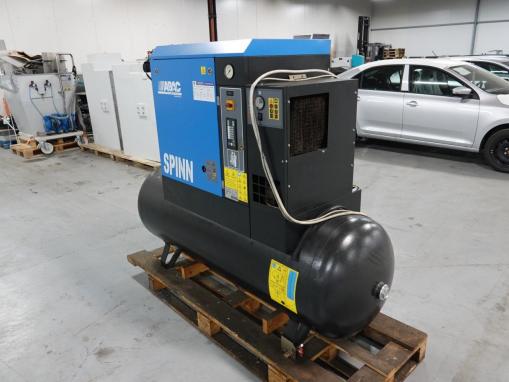 Kompresor powietrza Abac Spinn E1110