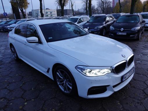 BMW SERIA-5 Sedan / Limousine